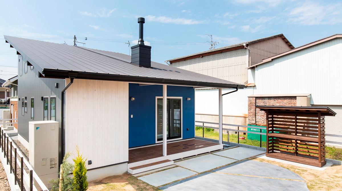 LOAFER L-TUNE 平屋+αのロフトハウス