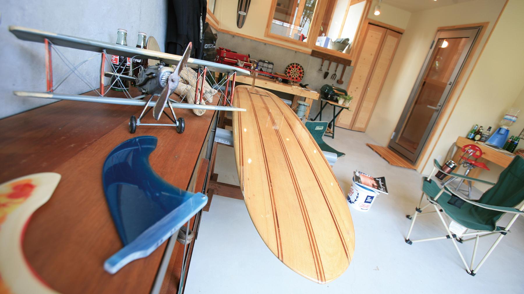 WAVE 32 ガレージライフを楽しむ家